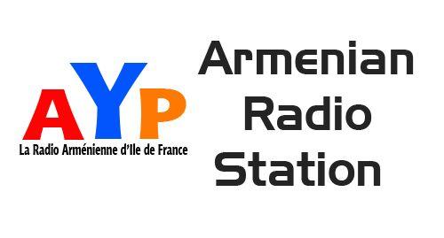 Armenian Online Radio Stations - AYP Radio  http://www.arm-radio.com/armenian-online-radio-station-ayp-radio/
