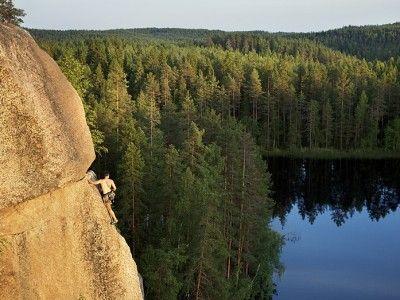 Los bosques vírgenes de Finlandia y miles de islas y lagos ofrecen muchas posibilidades.