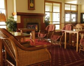 Mammoth Hot Springs Hotel & Cabins, Yellowstone National Park