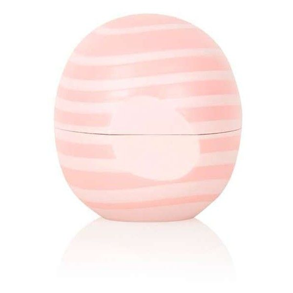 eos Coconut Milk Eos Lip Balm (€7,58) ❤ liked on Polyvore featuring beauty products, skincare, lip care, lip treatments, beauty, filler, makeup, maquiagem, pink and eos