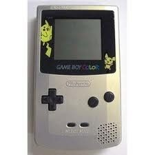 Game Boy Color System Gold Pokemon - Discounted