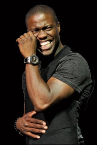 Kevin Hart....❤ that he laughs at his own jokes!!
