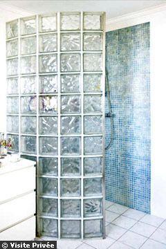 La douche à l'italienne venue de Norvège