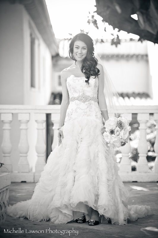 The trick to making the right decision when choosing your wedding dress
