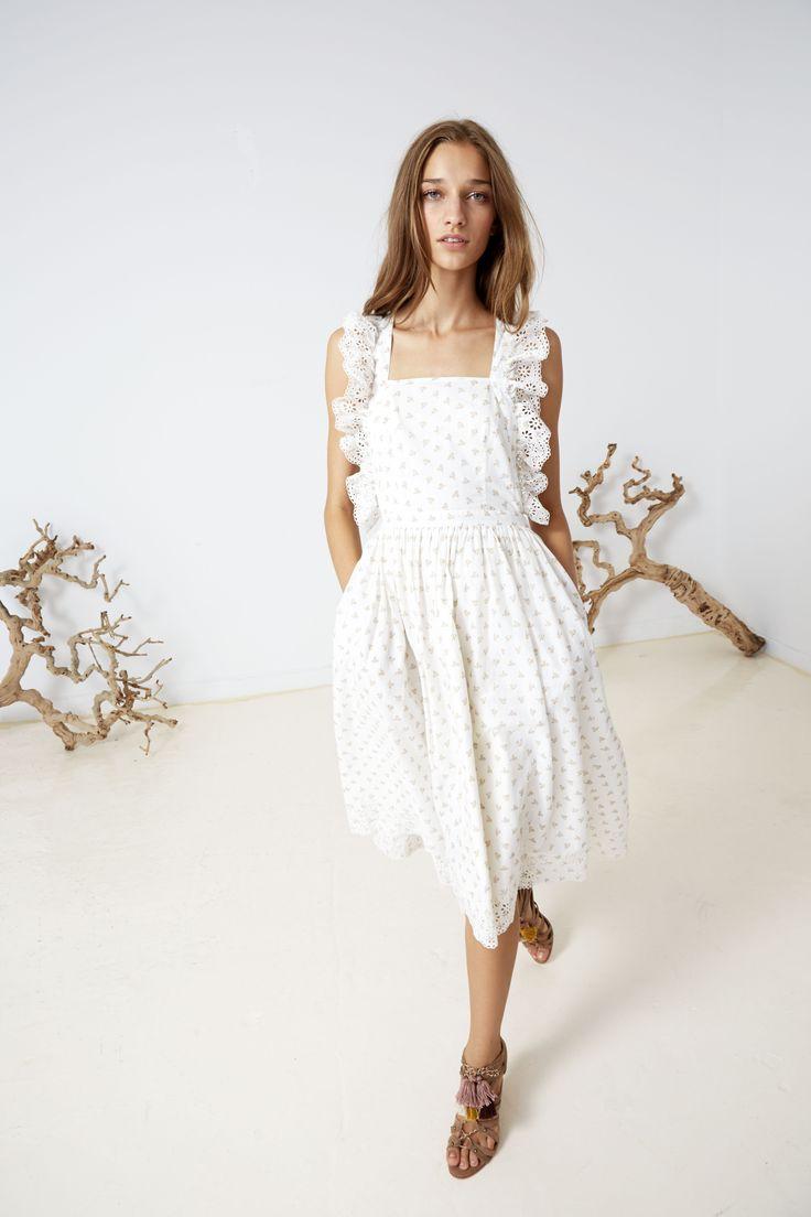 Ulla Johnson Spring Summer 2016 Preorder Now On Moda Operandi Dressendlesswhite