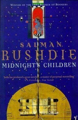 True to Rushdie form, this story which centers around the exact hour of India's independence in 1947, is filled with magical realism. Children are telepathic, and all of India is a family -- a metaphor that is extended to magical degrees.