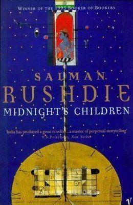 Midnight's Children by Salman Rushdie