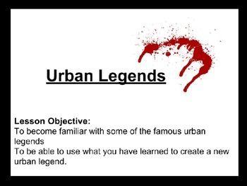 Best college admissions essay urban legend