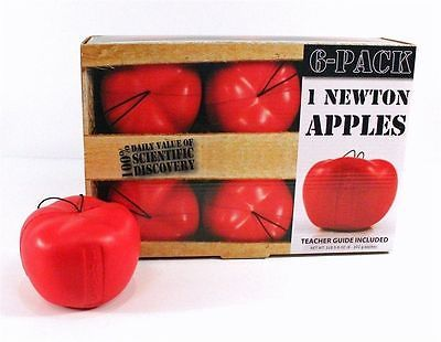 Other Science and Nature Toys 11737: American Scientific Newton Apples Six Pack Of Experiments With Teacher Guide -> BUY IT NOW ONLY: $36.95 on eBay!