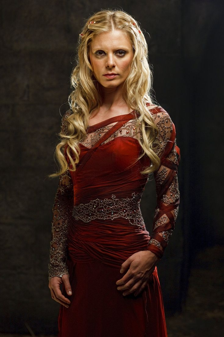 Merlin Characters - merlin-on-bbc Photo ~ asymmetry in dresses... awesome. :)