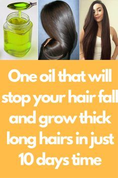 One oil that will stop your hair fall and grow thick long hairs in just 10 days time I'm not the only one that this has worked for. Many women around the world have got amazing benefits from it. So, why would Castor oil help you regrow hair – both on your head and the other two important places, the eyebrows and the eyelashes. The reason is high vitamin content and Omega 9 …
