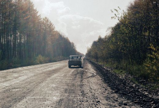 TOMOKO YONEDA The Island of Sakhalin, The 50th Parallel:Former border between Russia and Japan 2012