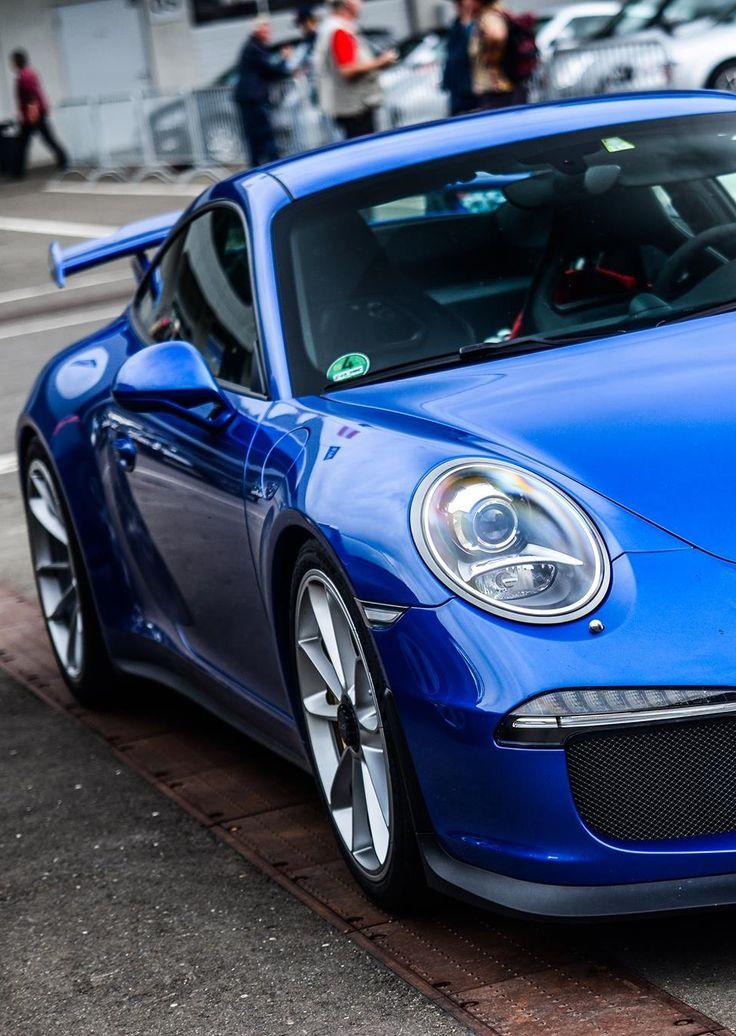 Nothin' like a Porsche 911 GT3 to start your day off... #monday ...repinned für Gewinner! - jetzt gratis Erfolgsratgeber sichern www.ratsucher.de