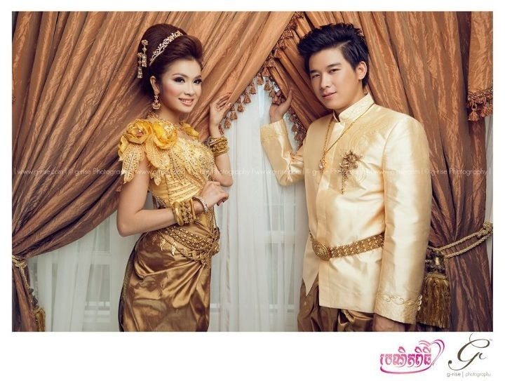 Best 25 Cambodian Wedding Dress Ideas On Pinterest