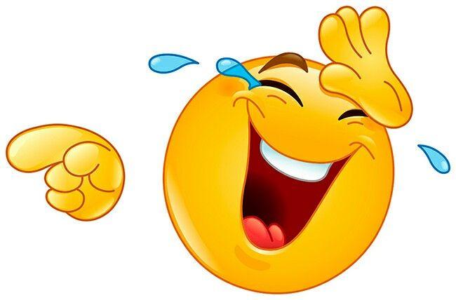 Diferencia Entre Smiley Laugh