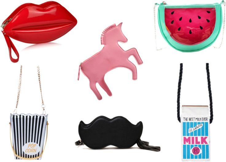 Cool and funny cheap handbags!