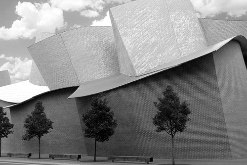MArta museum, by Frank Gehry.  Herford, Germany