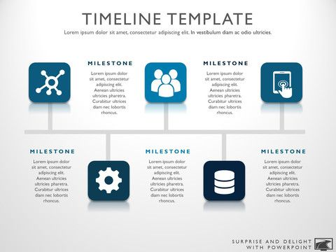 30 Best Project Timelines Images On Pinterest | Project Management