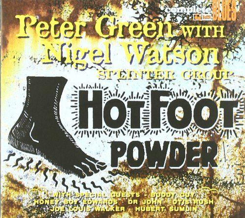 how to make hot foot powder