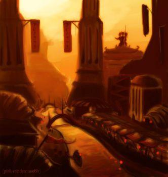 Narsis, Morrowind by Velothii