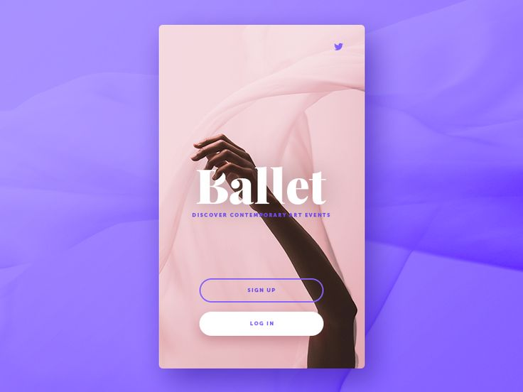 093 DailyUI — Splash Screen