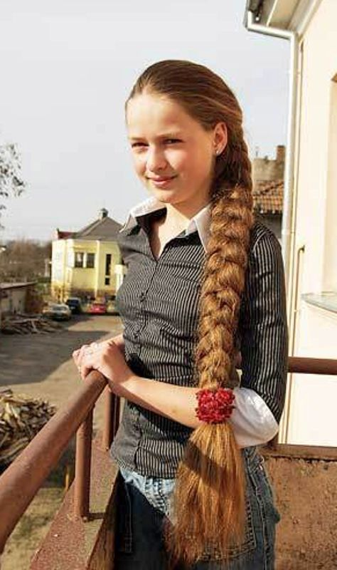 432 Best Images About How Cute Is This On Pinterest Rapunzel Hairstyles And Long Hair