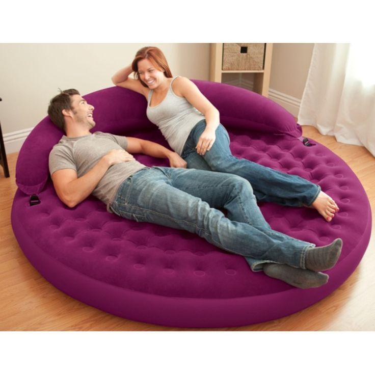 Intex bed sofa set living room furniture air sofa bed Delhi Noida Gurgaon