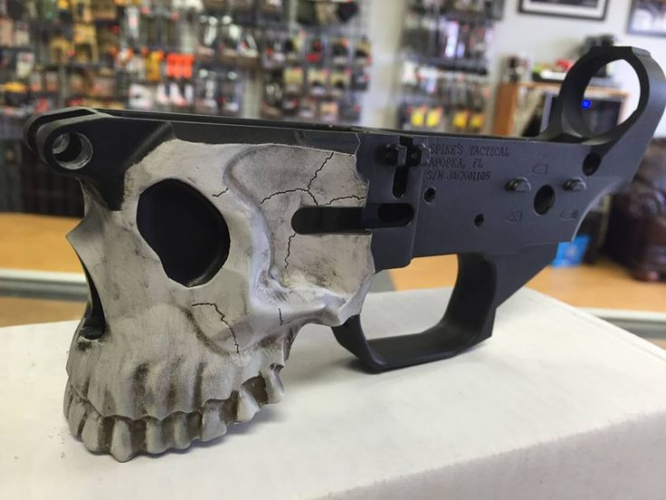 Spike's Tactical Jack Lower Stripped Billet Lower Receiver