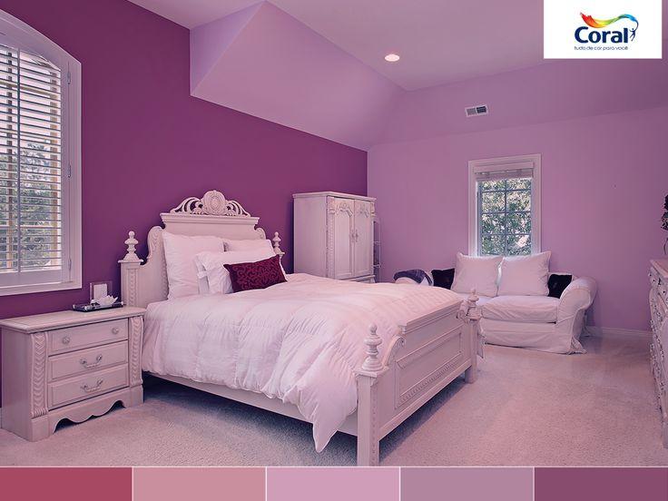 Nomes das cores: Vermelho Picante/ Bela Rosa/ Graciosa/ Cetim/ Framboesa Silvestre
