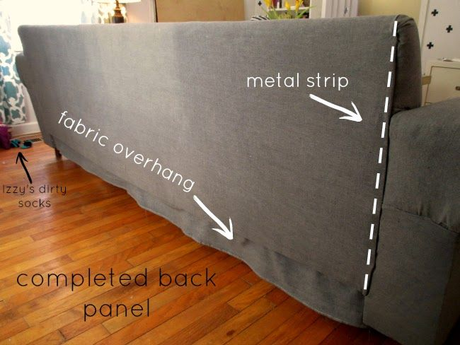 High Heels And Training Wheels: Diy Couch Reupholster With A