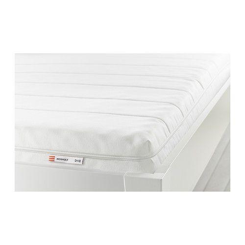 MOSHULT Foammatras IKEA Je hele lichaam krijgt steun en comfort van het elastische foam.