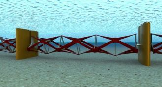 Revolutionary 'sea fence' promises tidal power price crash - The Ecologist
