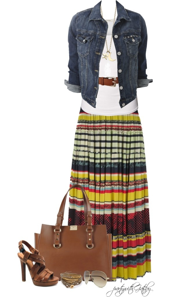 """""""Bold Stripes"""" by partywithgatsby ❤ liked on Polyvore"""