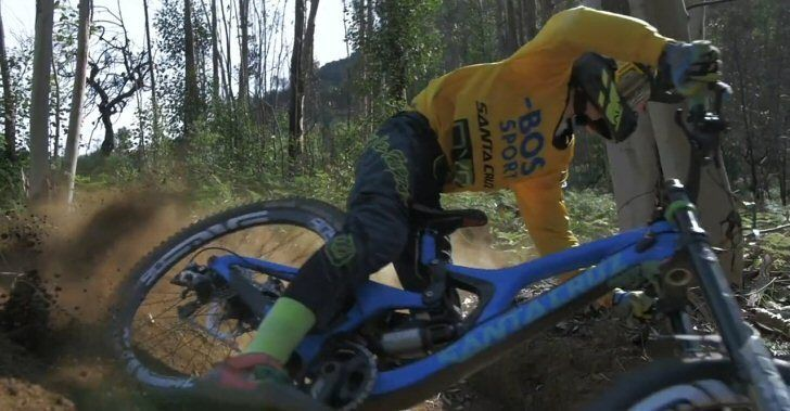 MTB-DOWNHILL.net is a mtb video magazine. We share with you all the best mountain bike videos. Follow us if you are a mtb lover!