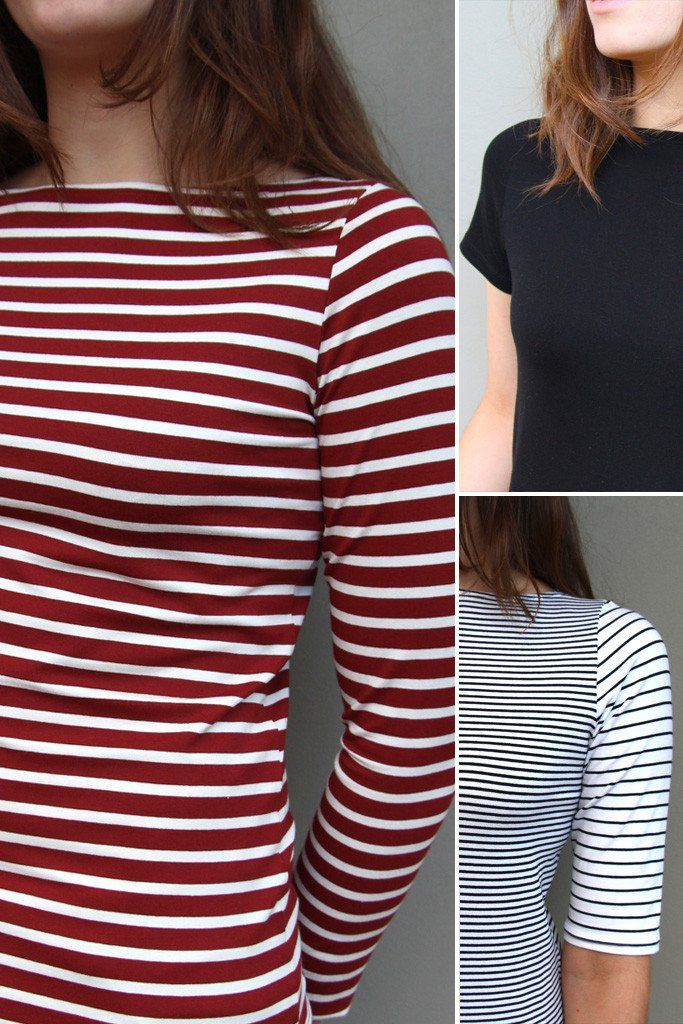 9 best Nähen: Shirt images on Pinterest | Schnittmuster, Anleitungen ...