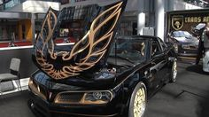"""Bandit"" Trans Am resurrected 