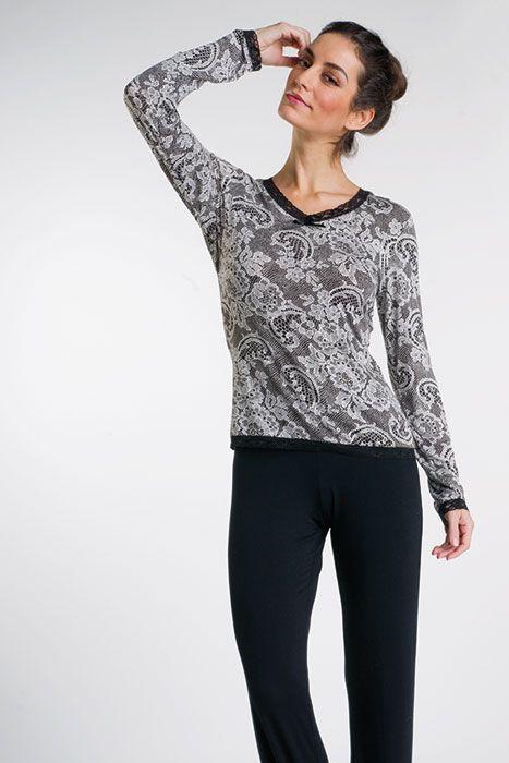 Catálogo pijamas mujer temporada Otoño/Invierno