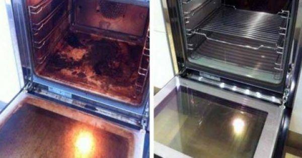 Υγεία - Το καθάρισμα του φούρνου δεν ήταν ποτέ τόσο απλό και οικονομικό! Και το καλύτερο: με αυτό το κόλπο δεν θα χρειαστεί να τρίψετε καθόλου τον φούρνο. Θα χρεια