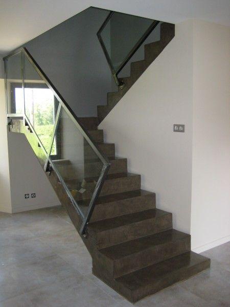 R sultats google recherche d 39 images correspondant for Peinture escalier beton