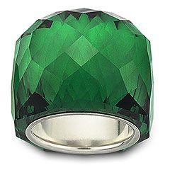 nirvana emerald ring