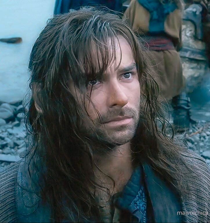Kili Dwarves, dwarfs, ,Kili - actor Aidan Turner. He is ...