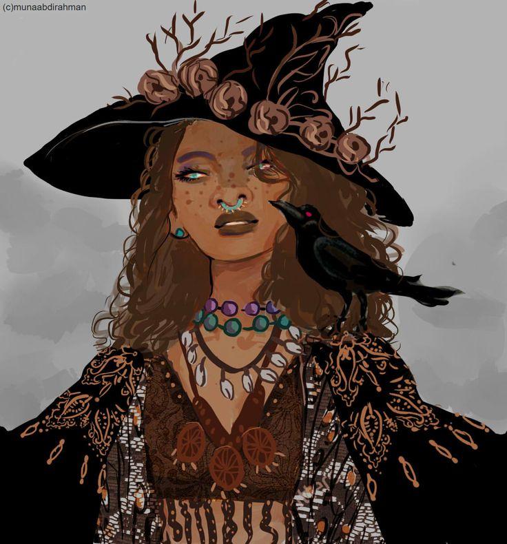 Resultado de imagem para death witch tumblr