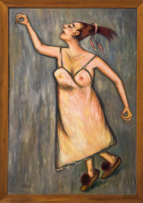 Bailarina- Débora Arango