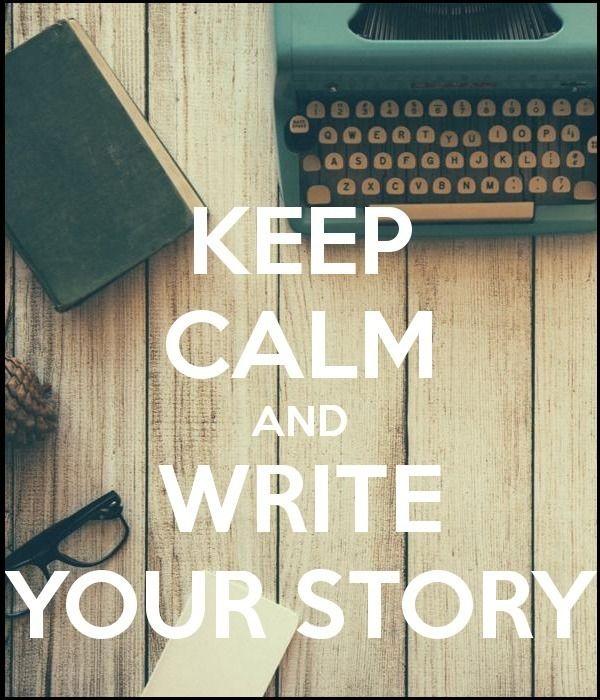 Keep Calm - Inspiration - Writers Write Creative Blog