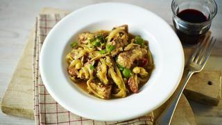 BBC - Mobile - Food - Pork and fennel casserole