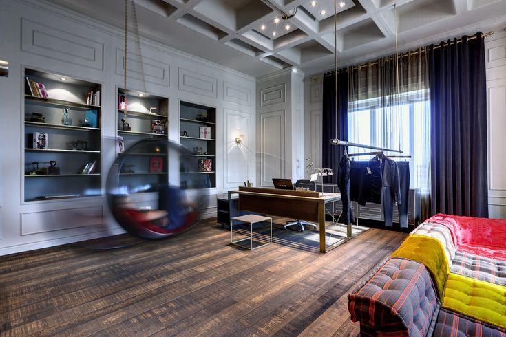 Office Tour: Vigoss Textile Offices – Istanbul