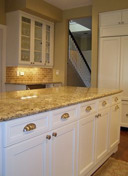 What Colour Countertops On White Kitchen Cabinets Pip Florida