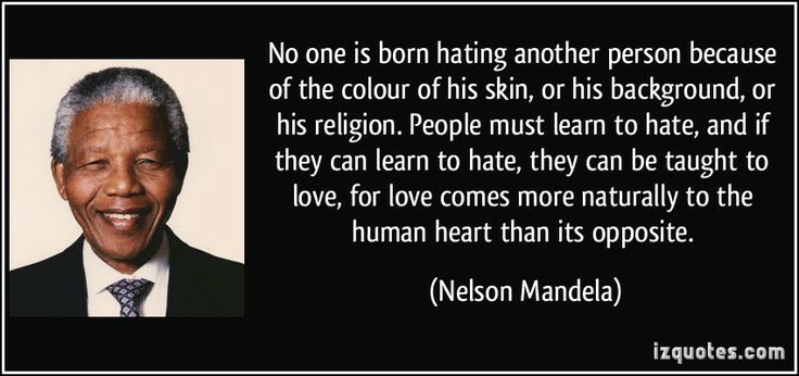 Nelson Mandela Passed Away Today. May He Rest in Peace.