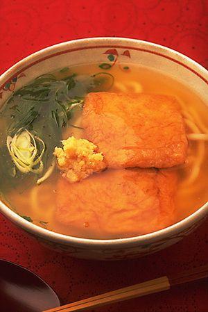 きつあん(きつねのあんかけうどん) | 今井清三(今井)さんのレシピ ...