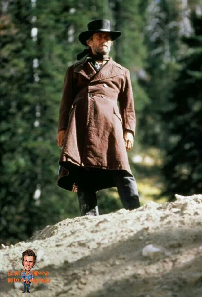 136 best Clint Eastwood in Pale Rider images on Pinterest ...